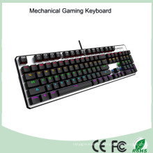 Top Sale CE RoHS LED Wired USB Backlight Mechanical Gaming Keyboard