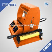 FJXHB5-N7 10tons presse à colophane à chaleur hydraulique 2x4