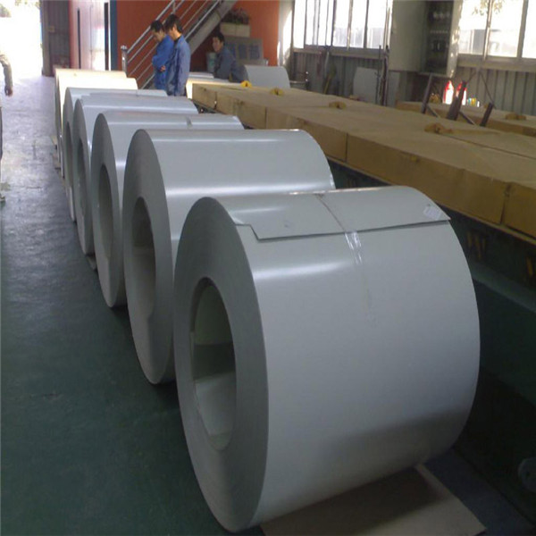 Pre Painted Galvanized Coils PPGI Steel