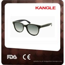 óculos de sol UV 400 e CE FDA