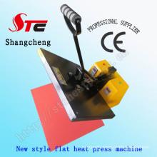 Flat T Shirt Heat Press Machine Flat Clamshell Heat Transfer Machine Flat Heat Transfer Printing Machine Stc-SD09