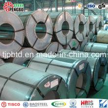 Bobina de acero de Galvalume, hoja de bobina de acero galvanizado