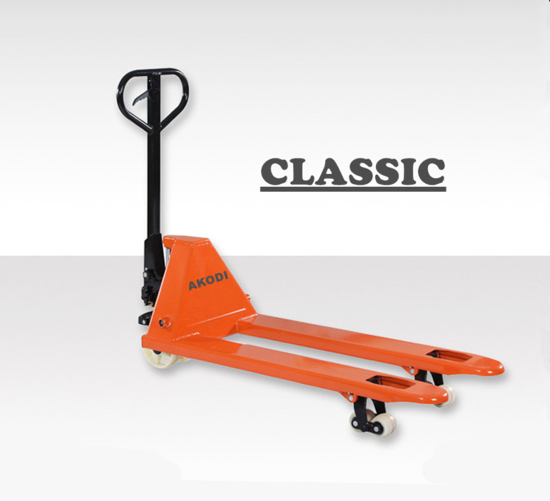 Easily Maneuvered Pallet Jack