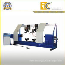 Double Torches Circumferential Seam Welding Machine