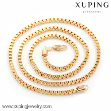 40226-Xuping Jewelry With High Quality For Mens Necklace