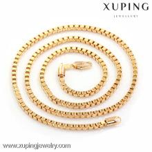 40226-Xuping Ювелирные Изделия С Высокое Качество Для Мужская Ожерелье