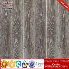 2017 новый строительный материал деревянного взгляда керамическая плитка для дизайна дома