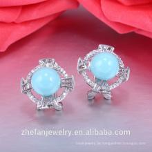 Piercing Diamantschmuck Gold Ohrhänger Designs Mode-Accessoires