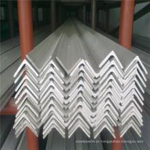 Preço competitivo Black Angle Steel Bar