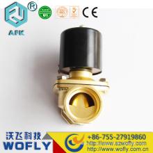 Electroválvula de aire de 24 V Válvula de agua