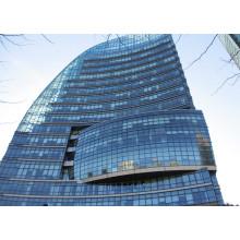 Modern Design Structural Glass Curtain Walls