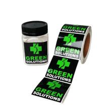 Packaging Adhesive Sticker Printing Dietary Supplement Label Custom Printed Health Food Label for Jam Jar