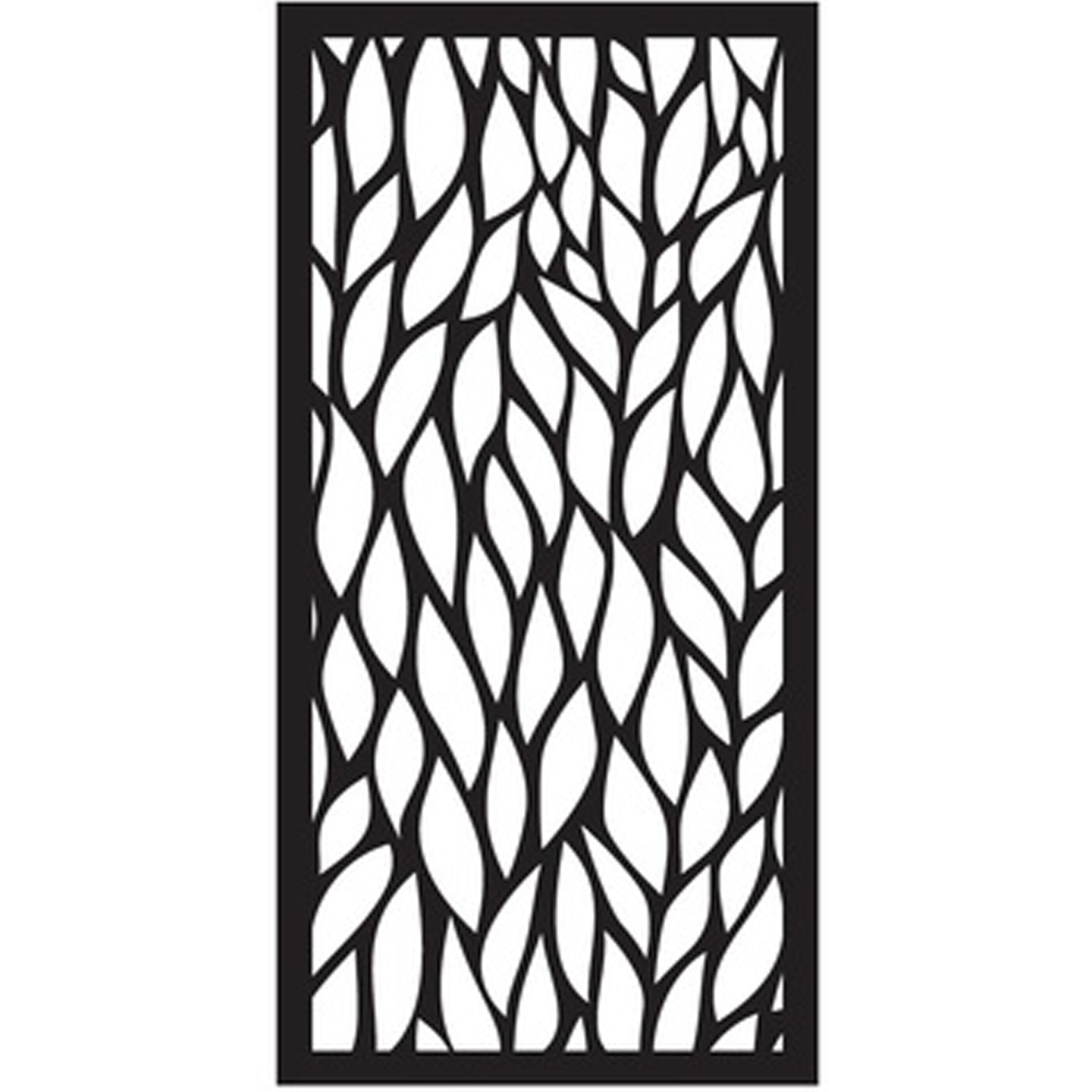 Decorative Perforated Metal Screen Panel