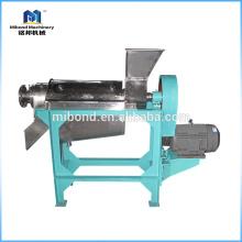 China Niedriger Preis Gemüsesaftmaschine Spirale Juicing Factory Juicer Extractor