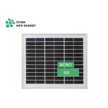 Маленькая солнечная панель MONO 18V5W для системы освещения