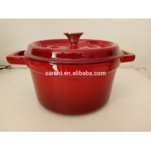 Slap-up Esmalte de hierro fundido pote de cocina