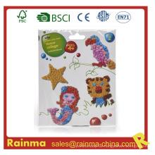 Tissue Collage DIY Spielzeug für Kinder