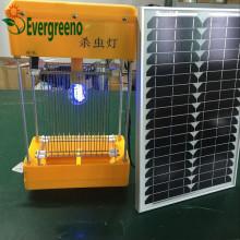 Lampe insecticide solaire à haute efficacité Lampe solaire antiparasitaire