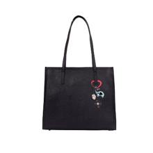 Nuevo bolso del totalizador de la PU del bolso de las señoras del bordado de la manera Wzx1090