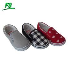 Обувь горячей продажу детские холст