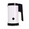 Compact Art Electric Milk Frother with Stand