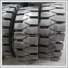 Industrial Tire, Forklift, Skid-Steer Tyre (5.00-8 6.00-9)