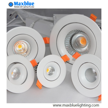 50W RF Remote Dimmable CREE COB LED Down Light