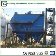 Wide Space of Lateral Electrostatic Collector-Frequency Furnace Air Flow Treatment
