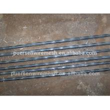 La barra de acero torcida Anping / la construcción de acero estructural superventas