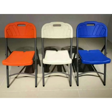 Silla plegable de Gardern, silla plástica del alquiler, silla de la boda