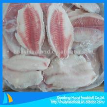 Good quality bulk frozen tilapia fillets price