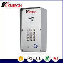 Telefon-Gewindeschneidplatte für Fernbedienung Türsprechanlage (Knzd-43) Kntech