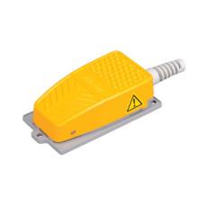 Interruptor impermeável excelente do pedal do pé do material