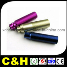 Custom Precision Brushed Anodizing Aluminum CNC Machining Parts