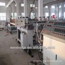 1220mm width 3-30mm thickness furniture wpc board machine