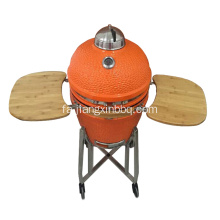 22 '' Kamado Grill with Cart