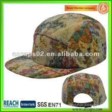2013 prints snapback hats 5 panel Shenzhen NC-0002