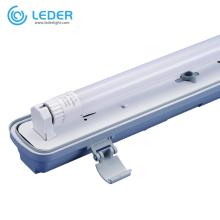 LEDER Tri-proof Light Bright 18W LED Tube Light