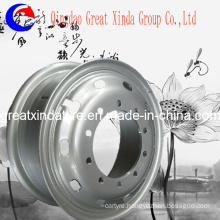 Wheel Rims, Auto Parts for Trucks and Buses