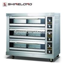 Kommerzielle Restaurantausrüstung K338 Bäckereien Pita Elektrischer Brotbackofen