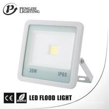 Sanan Chip High Lumen 70-80lm / W Blanco reflector COB accesorio de reflector