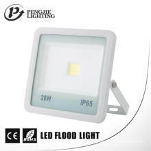 Sanan Chip Haute Lumen 70-80lm / W Blanc Réflecteur COB Floodlight Fixture