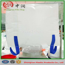 High quality factory price 1 ton pp cement super sacks , cement packing bags