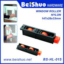 Adjustable Window Roller with Nylon Wheel