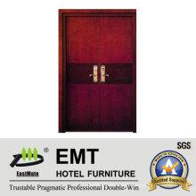Deluxe Hotel Wooden Bedroom Doors (EMT-HD11)