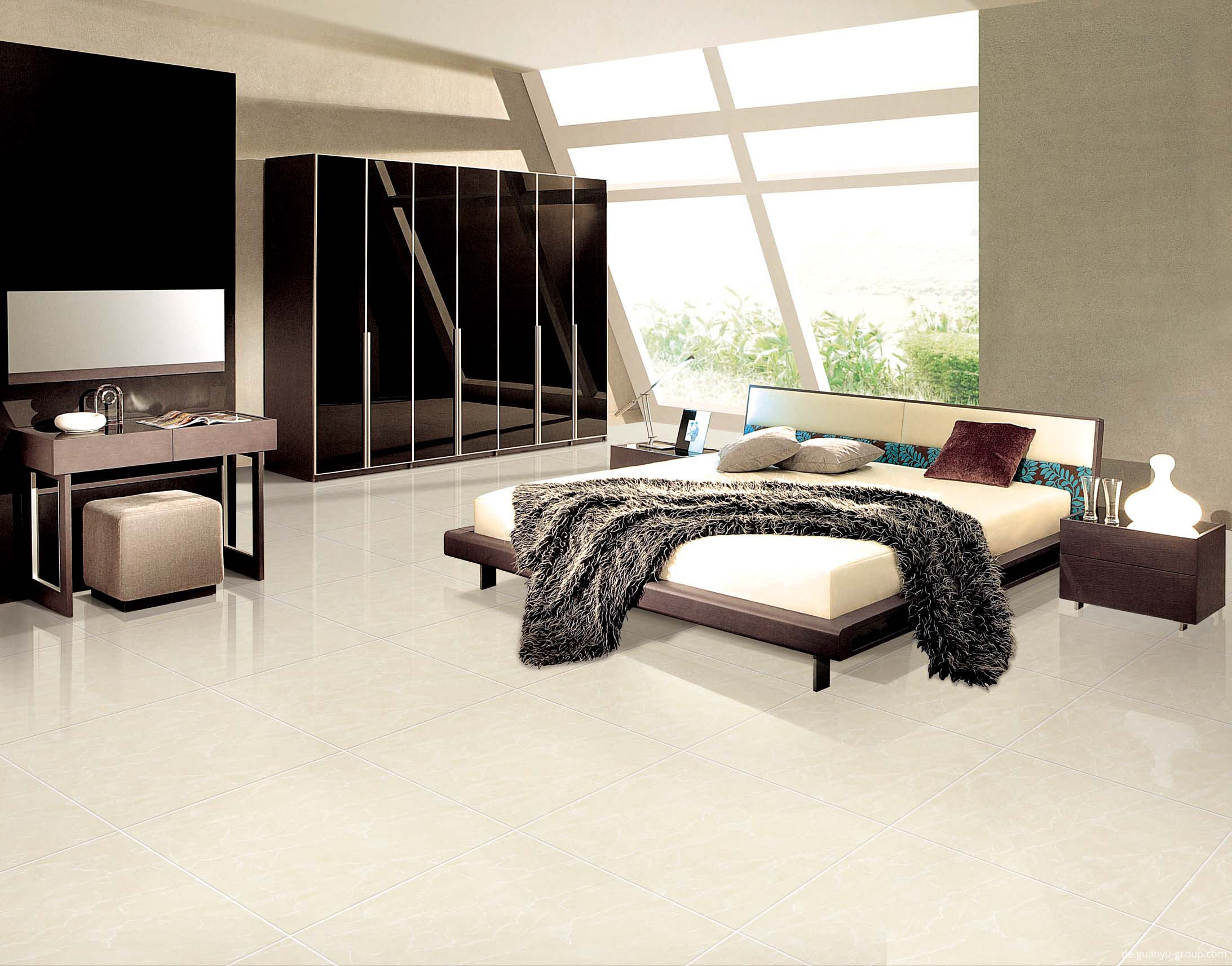 Top Grade Soluble Salt Polished Porcelain Tile