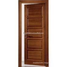 Wooden Veneered Teak Wood Door Designs