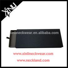 Empaquetado hecho a mano de alta calidad de la corbata de la caja del estilo del cajón