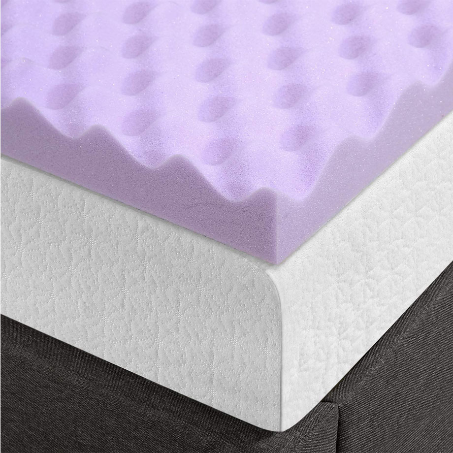 80 X 200 Memory Foam Mattress Topper