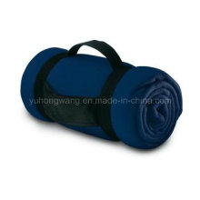 Customized Warm Polar Fleece Travel Blanket